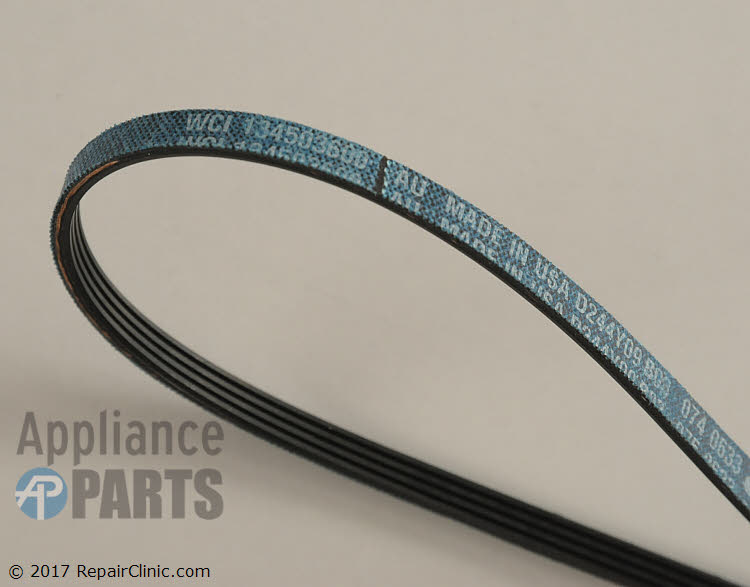 Drive Belt 134503600 Alternate Product View