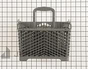 Silverware Basket - Part # 1469642 Mfg Part # WP6-918873