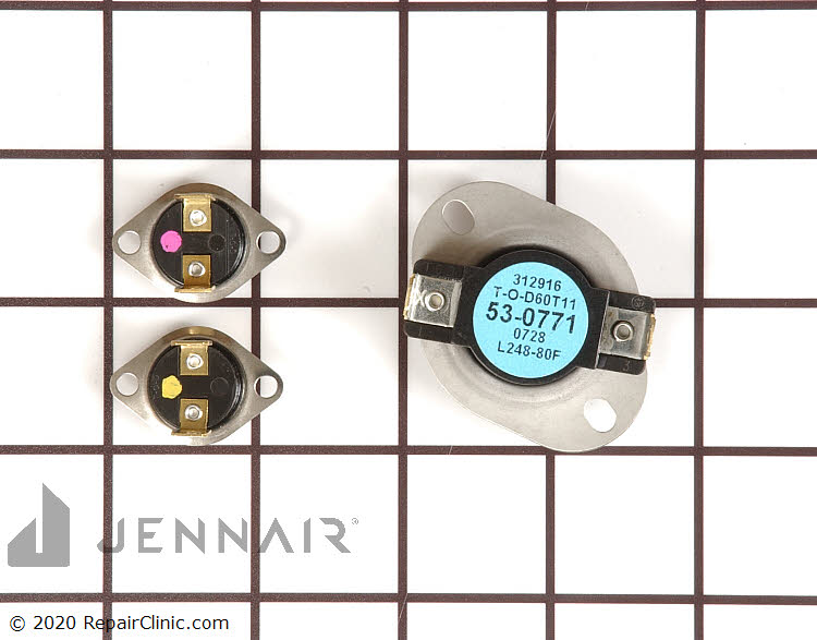 Thermal Fuse LA-1053 Alternate Product View