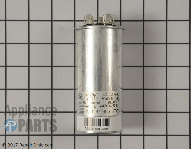 Dual Run Capacitor P291-4553RS Alternate Product View