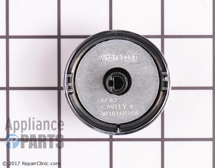 Control Knob WPW10160375 Alternate Product View
