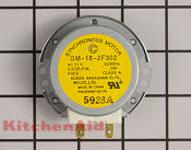 Turntable Motor - Part # 1352893 Mfg Part # 6549W1S017A