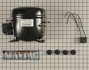 Compressor - Part # 1876188 Mfg Part # W10309989