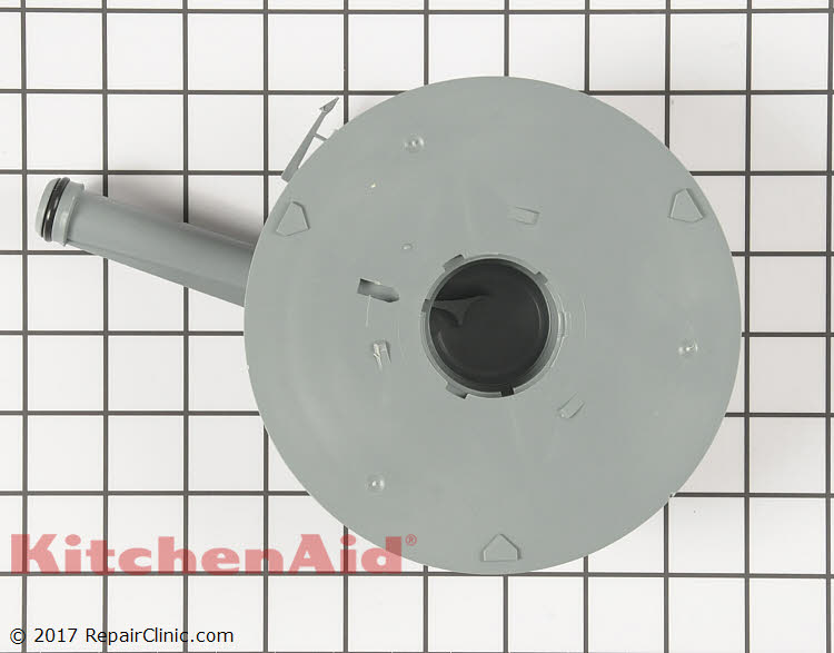 Pump and Motor Assembly WP8194101 Alternate Product View
