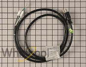 Power Cord - Part # 4442351 Mfg Part # WPW10205499