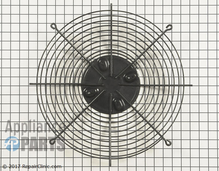 Air Grille 323748-412 Alternate Product View