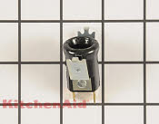 Light Socket - Part # 4440914 Mfg Part # W10136369