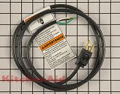 Power Cord - Part # 2887313 Mfg Part # W10613691