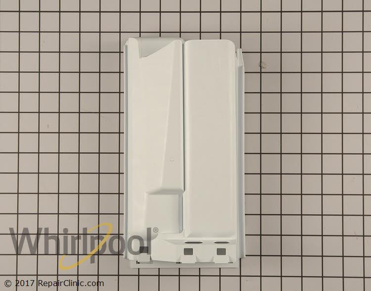 Dispenser Drawer WPW10365885 Alternate Product View
