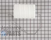 Ice Bucket Baffle - Part # 566008 Mfg Part # 4317870
