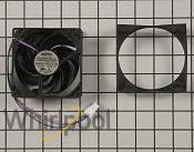 Evaporator Fan Motor - Part # 3023615 Mfg Part # W10633627