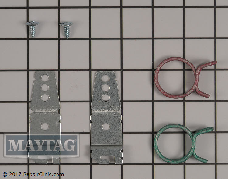 Hardware Kit WPW10292152 Alternate Product View