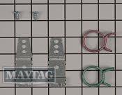 Hardware Kit - Part # 1875202 Mfg Part # WPW10292152