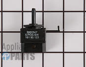 Selector Switch - Part # 547398 Mfg Part # 3950347