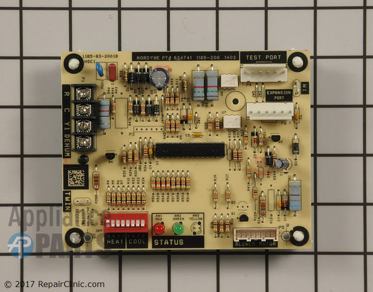 Control Board 920920 Alternate Product View