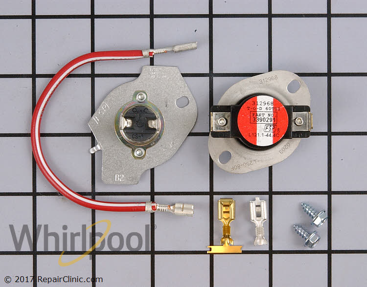 Thermal Fuse 279816 Alternate Product View