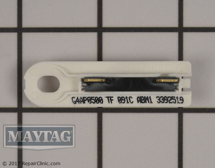 Thermal Fuse WP3392519 Alternate Product View