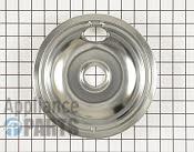 Burner Drip Bowl - Part # 1481881 Mfg Part # WPW10196405