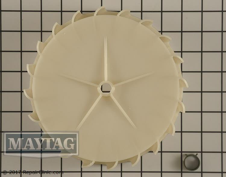 Blower Wheel Y303836 Alternate Product View