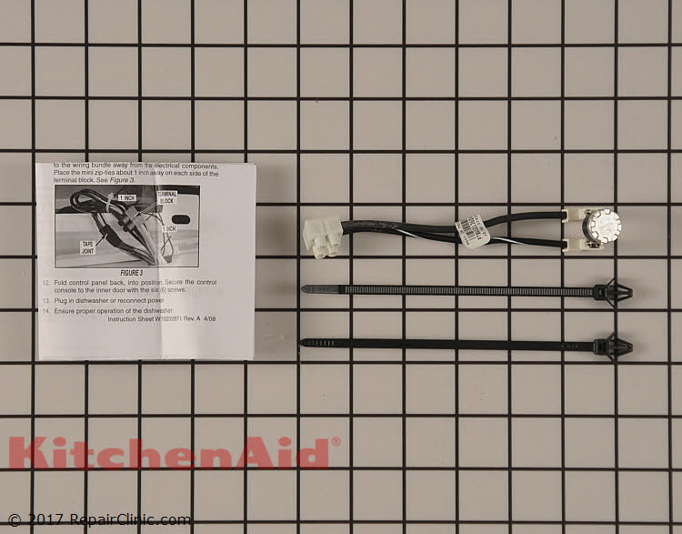 Thermal Fuse W10258275 Alternate Product View
