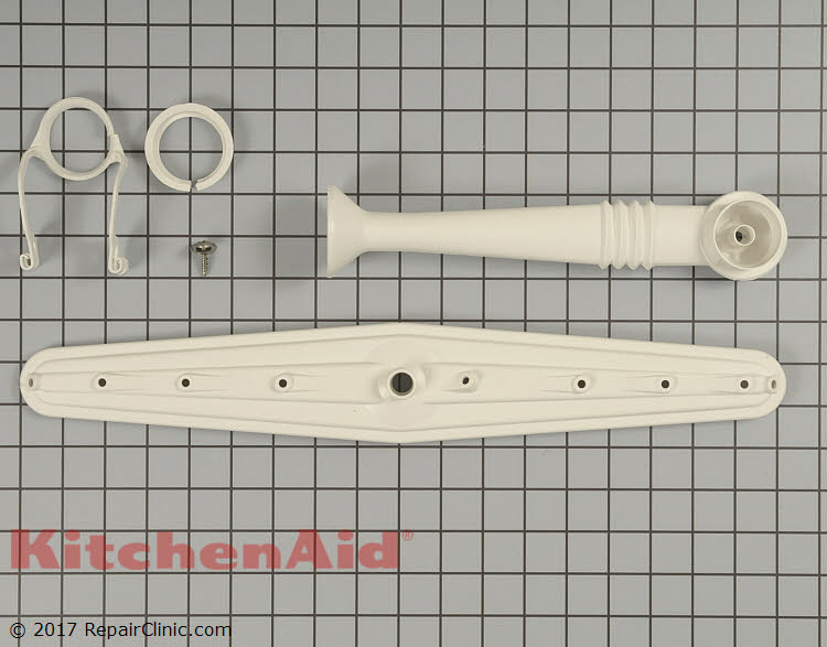 Center Wash Arm Assembly 675808 Alternate Product View