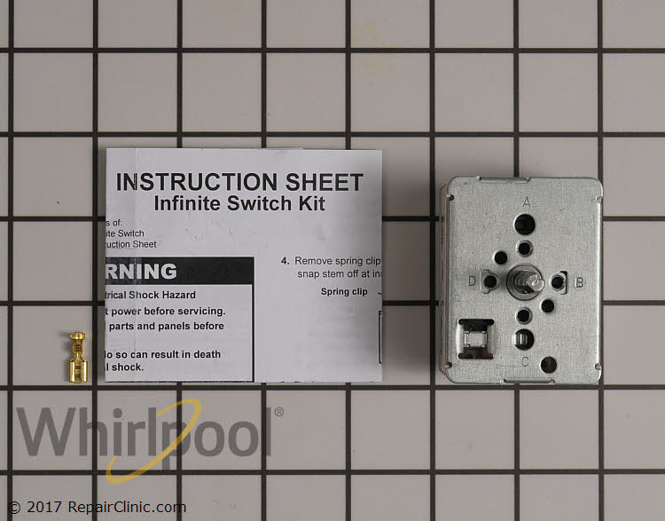 Surface Element Switch WP3149400 Alternate Product View