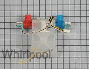 Water Inlet Valve - Part # 1480998 Mfg Part # WPW10144820