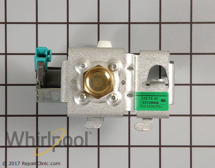 Water Inlet Valve WPW10158389 Alternate Product View