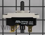 Start Switch - Part # 898073 Mfg Part # WP3977456