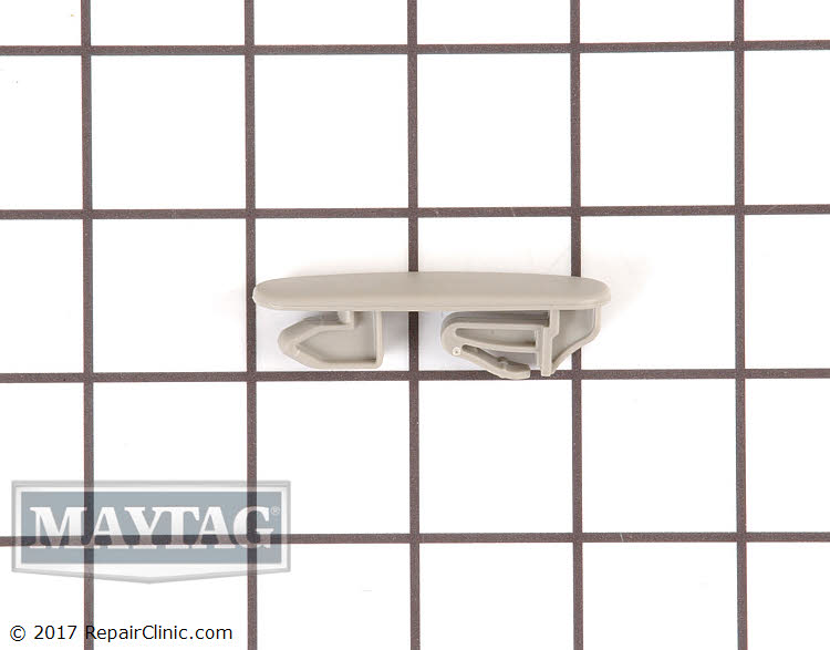 Dishrack Stop Clip WP8565925 Alternate Product View