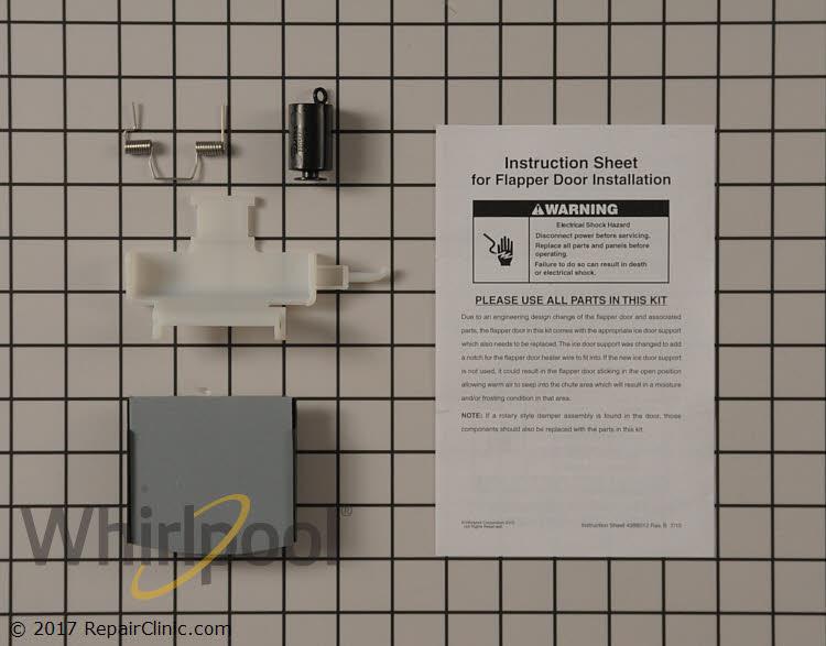 Dispenser Repair Kit W10823377       Alternate Product View