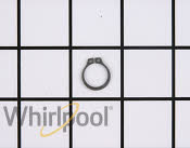 Snap Retaining Ring - Part # 905381 Mfg Part # WP9703438