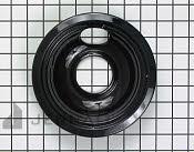 Burner Drip Bowl - Part # 1552871 Mfg Part # WPW10290353