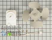 Condenser Fan Motor - Part # 1378525 Mfg Part # W10124096