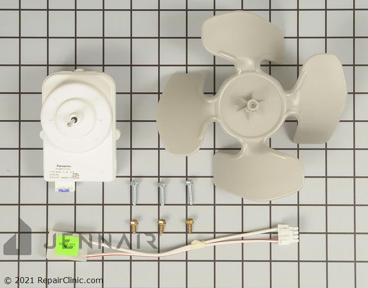 Condenser Fan Motor W10124096 Alternate Product View