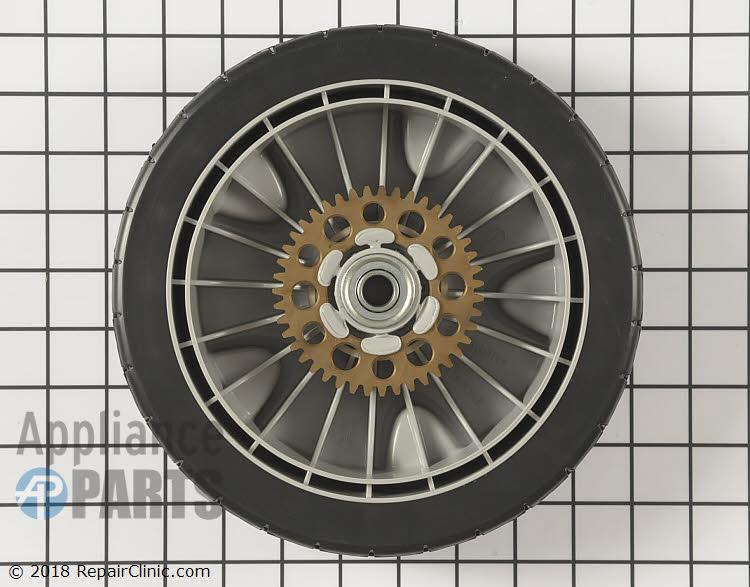 Rear Wheel 42710-VH7-010ZA Alternate Product View