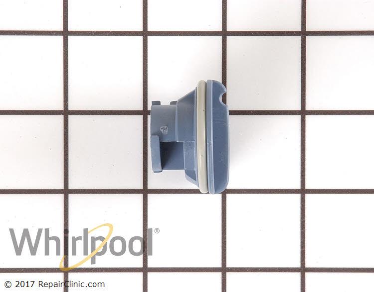 Rinse-Aid Dispenser Cap WP8558307 Alternate Product View