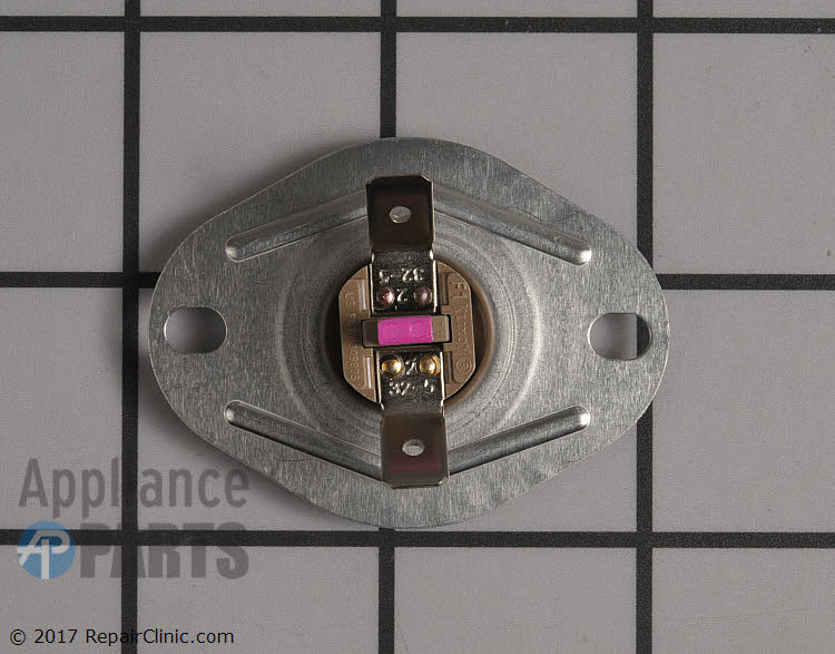 Flame Rollout Limit Switch HH18HA452 Alternate Product View