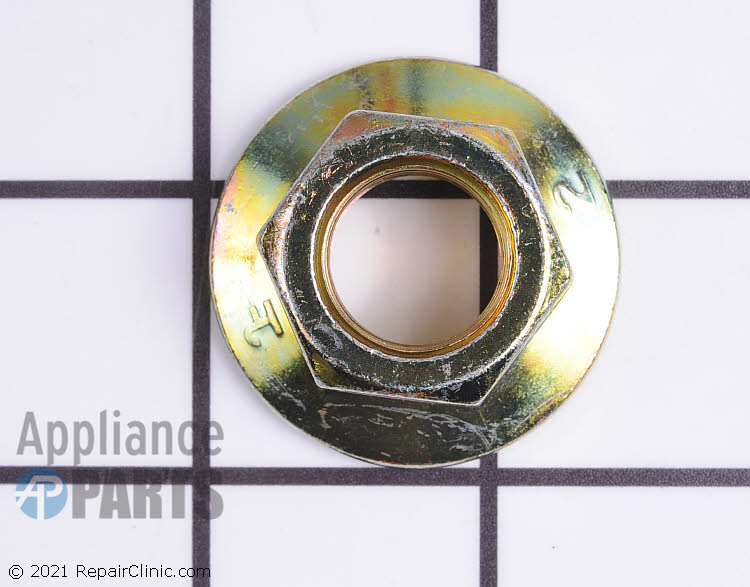 Flange Nut 712-0417A Alternate Product View