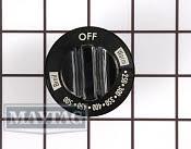 Thermostat Knob - Part # 702616 Mfg Part # WP74002419