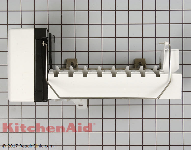 Ice Maker Assembly Wpw10715708 Kitchenaid Replacement Parts