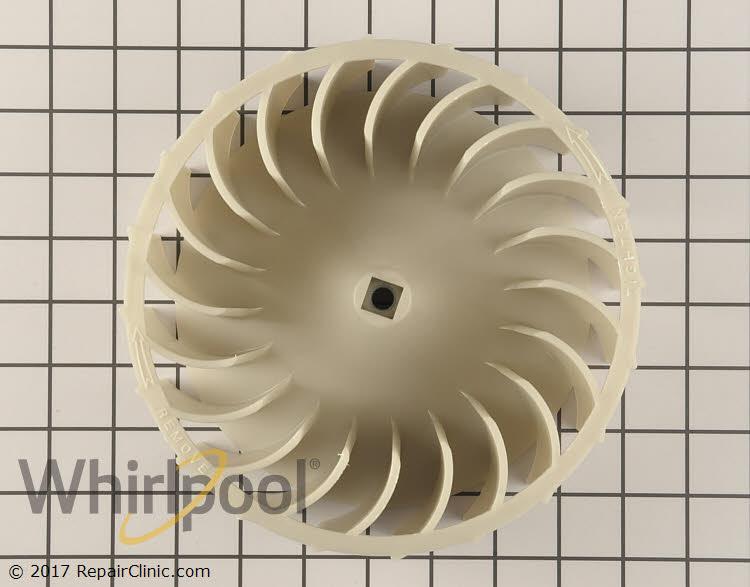 Blower Wheel WP697772 Alternate Product View