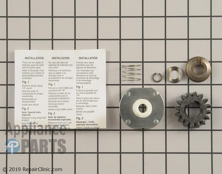 Starter Gear Kit 696541 Alternate Product View