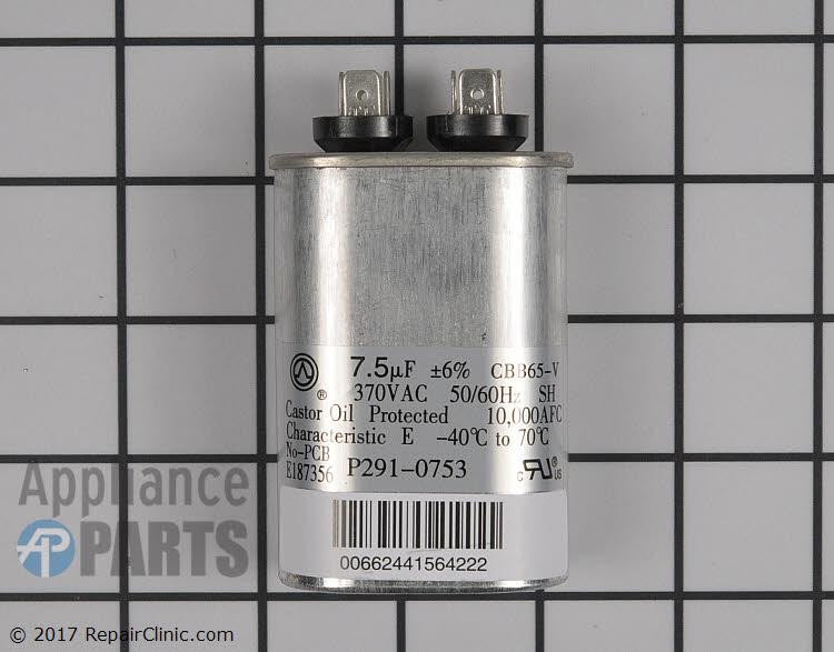 Run Capacitor P291-0753 Alternate Product View