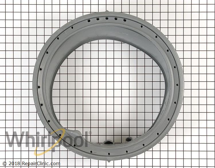 Door Boot Seal 134515300 | Whirlpool Replacement Parts