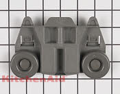 Dishrack Roller - Part # 1872128 Mfg Part # WPW10195417