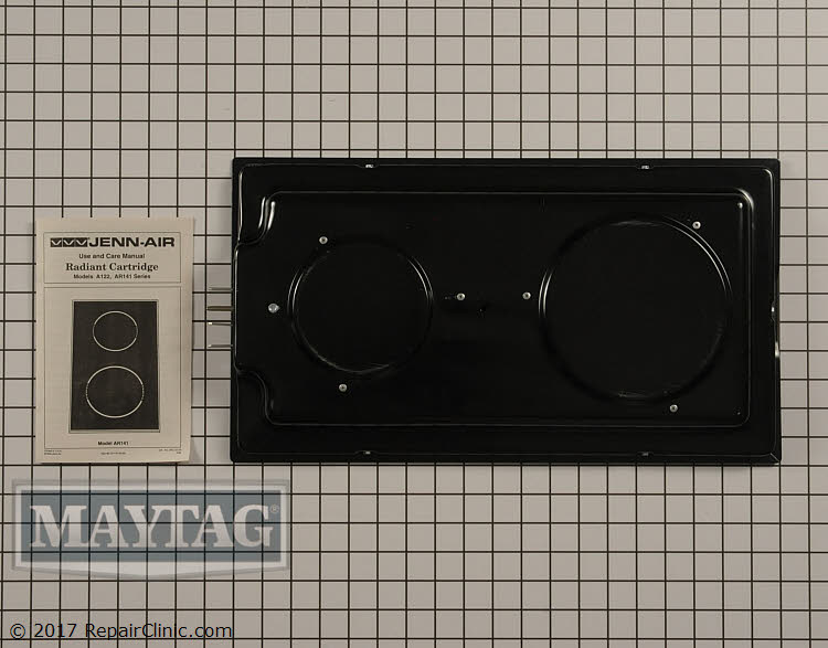 Stove Cartridge Assembly A122BA Alternate Product View