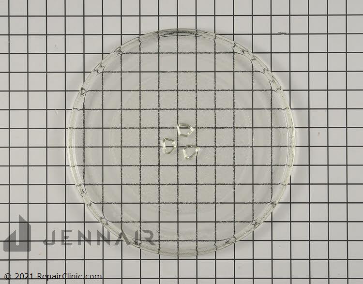 Glass Tray W11291538 Alternate Product View