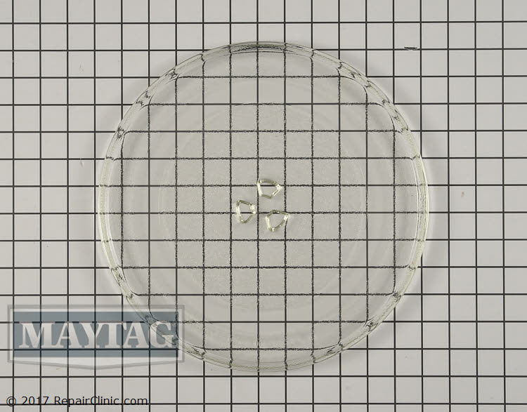 Glass Tray WPW10337247 Alternate Product View