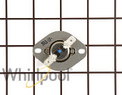 Thermal Fuse - Part # 1061375 Mfg Part # WP9759242